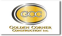 Golden Corner Construction, Inc. Logo