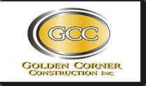 Golden Corner Construction, Inc. Logo