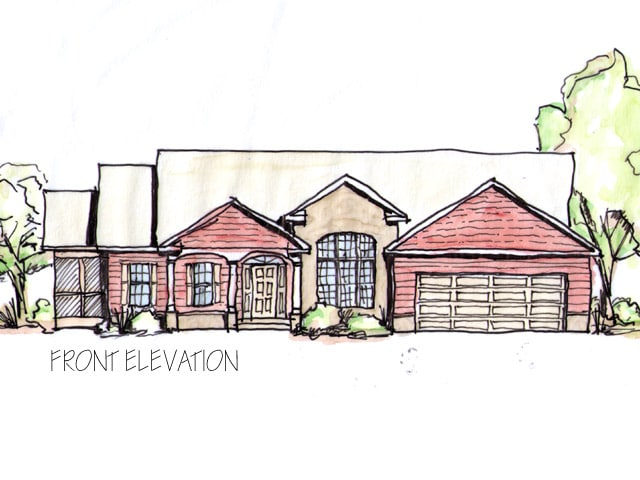 Park crest for Lake keowee house plans