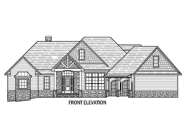 Timberlake for Lake keowee house plans